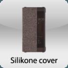 Gummi/silikone covers