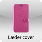 Læder cover