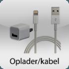 Oplader/kabler