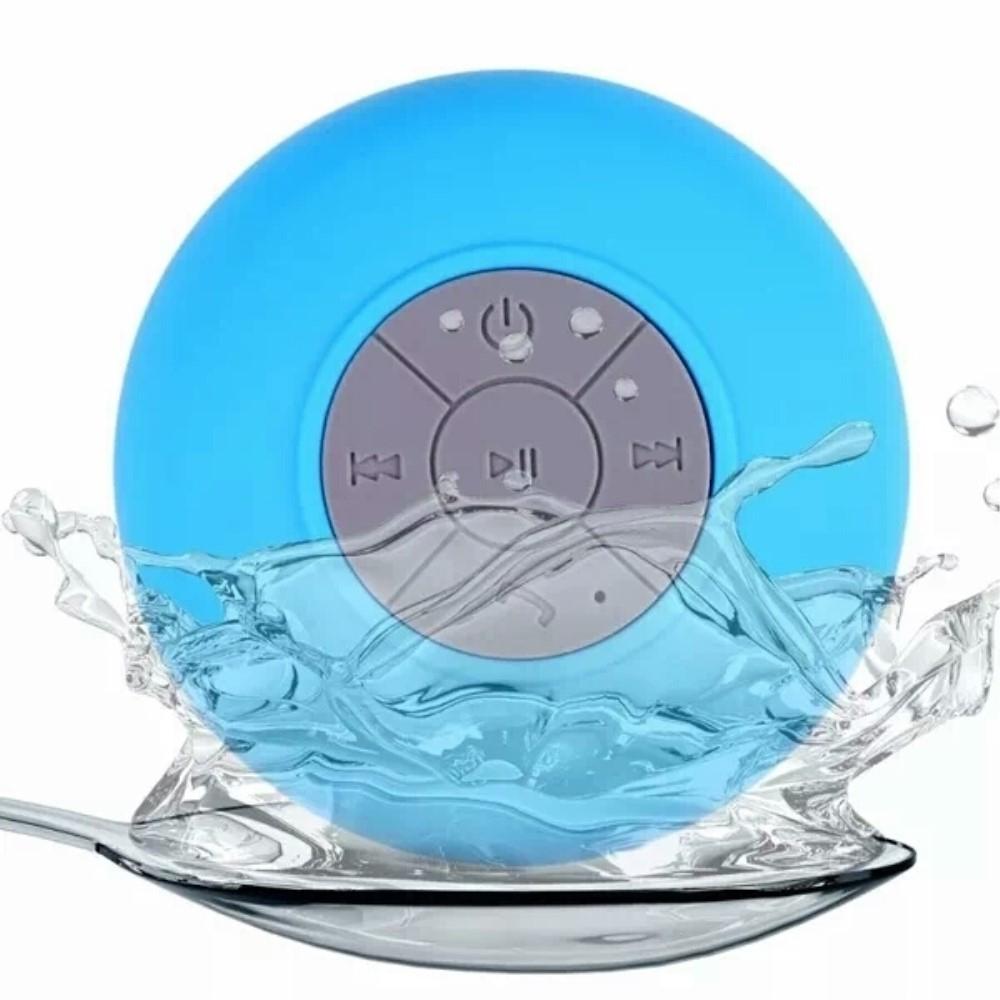 Image of   H2O Sound Vandtæt Højttaler til badet - Blå