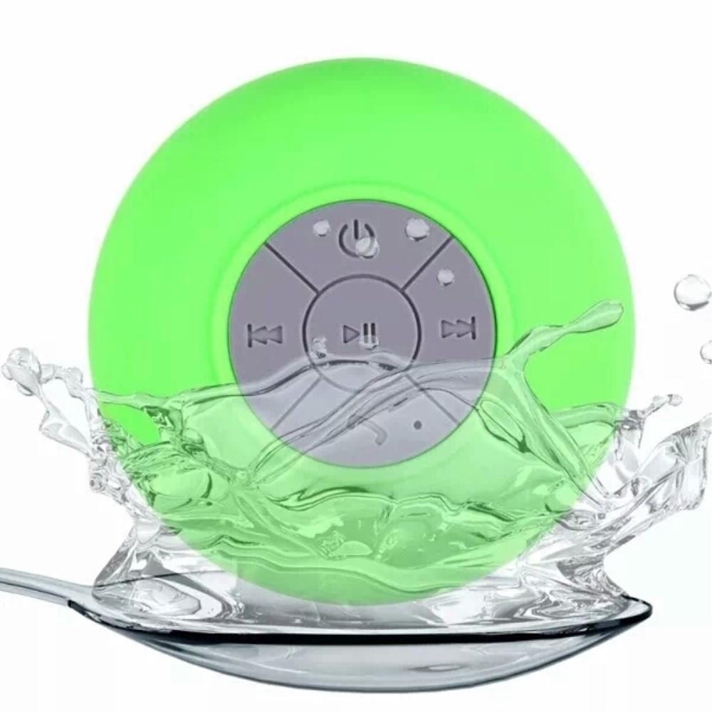 Image of   H2O Sound Vandtæt Højttaler til badet - Grøn