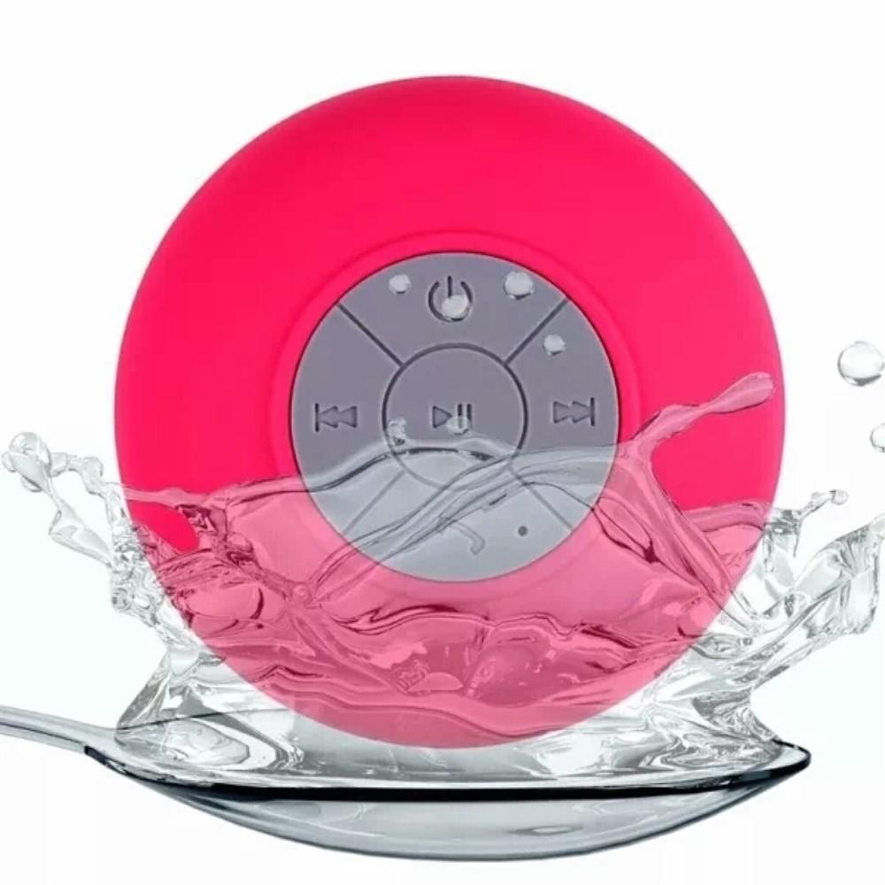 Image of   H2O Sound Vandtæt Højttaler til badet - Rosa
