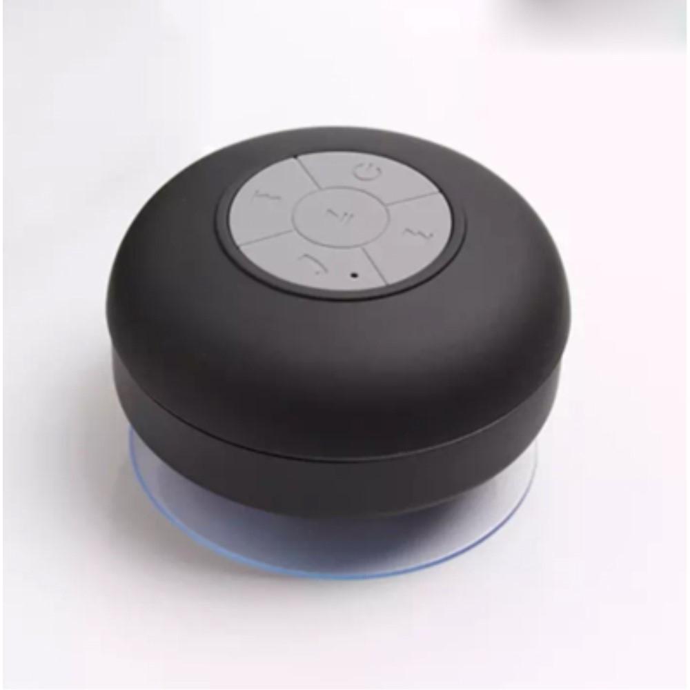 H2O Sound Vandtæt Bluetooth Højtaler til badet – Sort