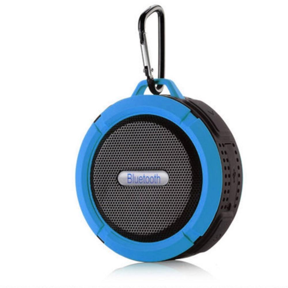 Image of   H20 OutDoor - Vandtæt Bluetooth Højtaler til Badet/udendørs - Blå