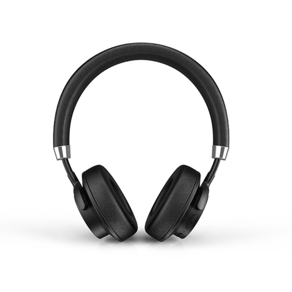 HOCO W10 Bluetooth 4.1 trådløst over-øre høretelefoner med mikrofon - Sort