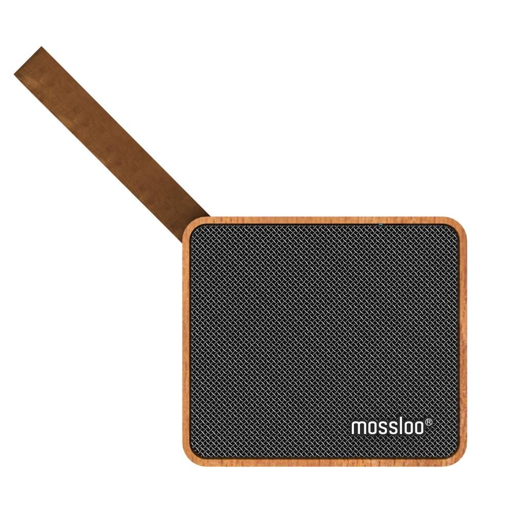 Image of   MOSSLOO Bluetooth Højtaler m/touch control - Træ