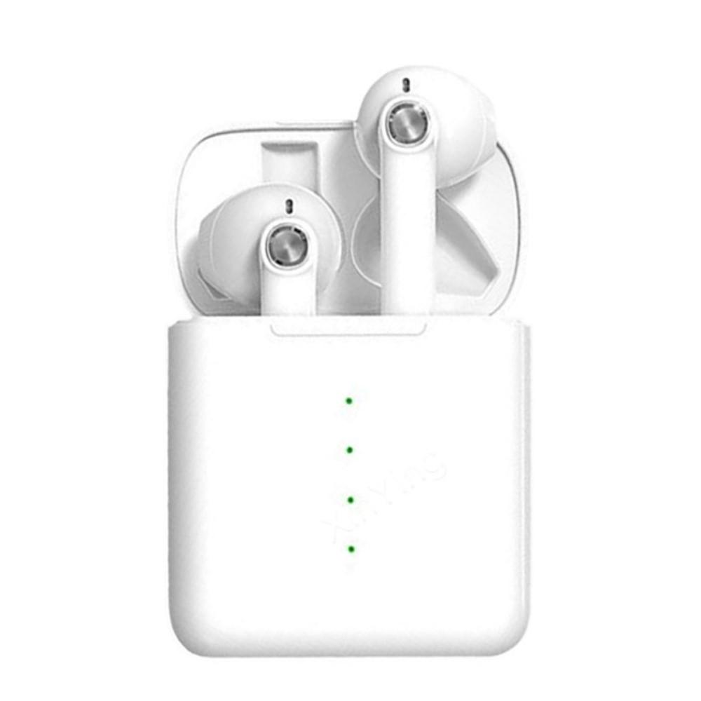 Billede af TRUE TWS - Trådløse Bluetooth V5.0 Høretelefoner med opladerbox - Hvid