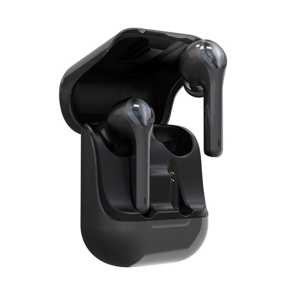 Billede af CALDECOTT G9 - Mini TWS Trådløse høretelefoner med Touch funktion & opladerbox - Sort