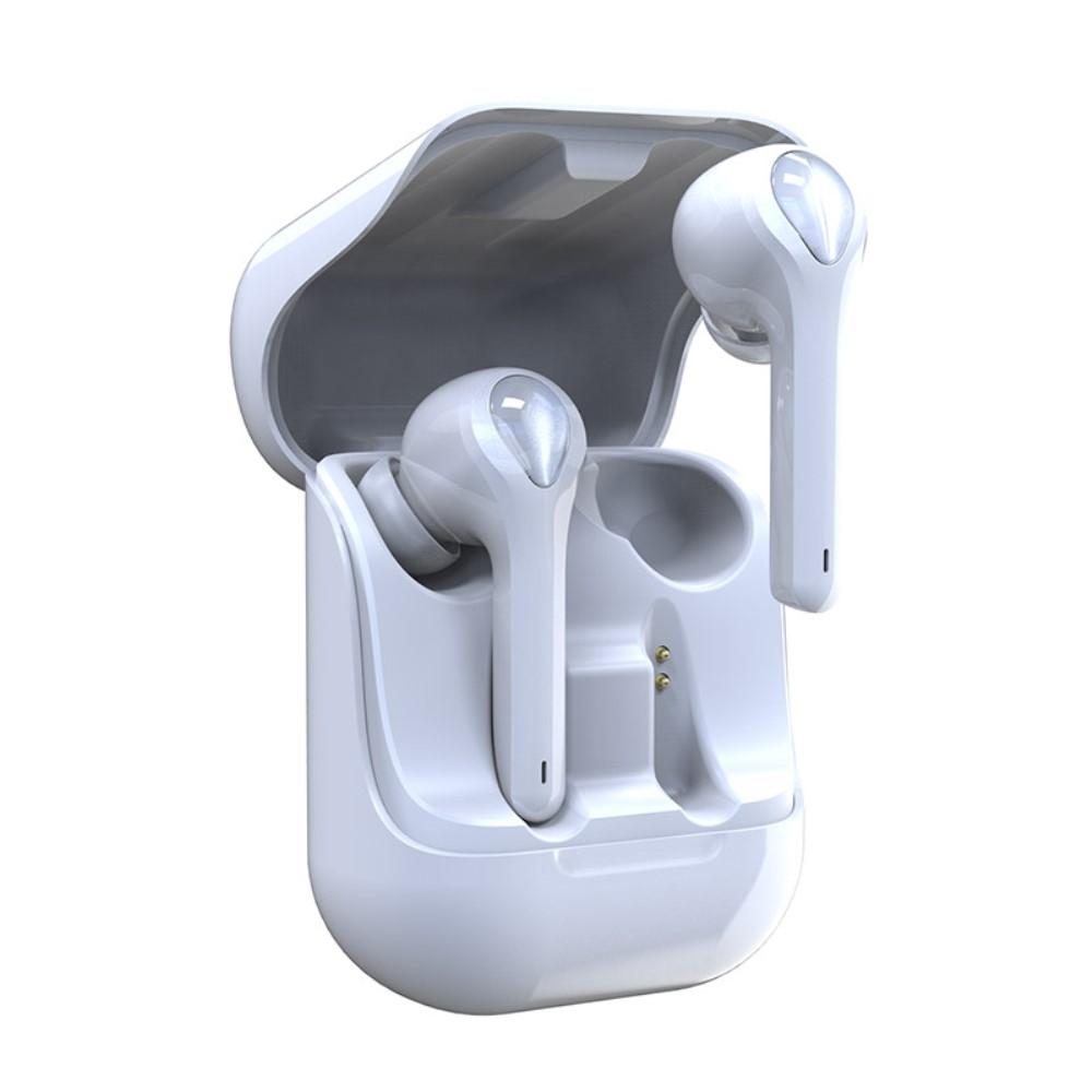 Billede af CALDECOTT G9 - Mini TWS Trådløse høretelefoner med Touch funktion & opladerbox - Hvid