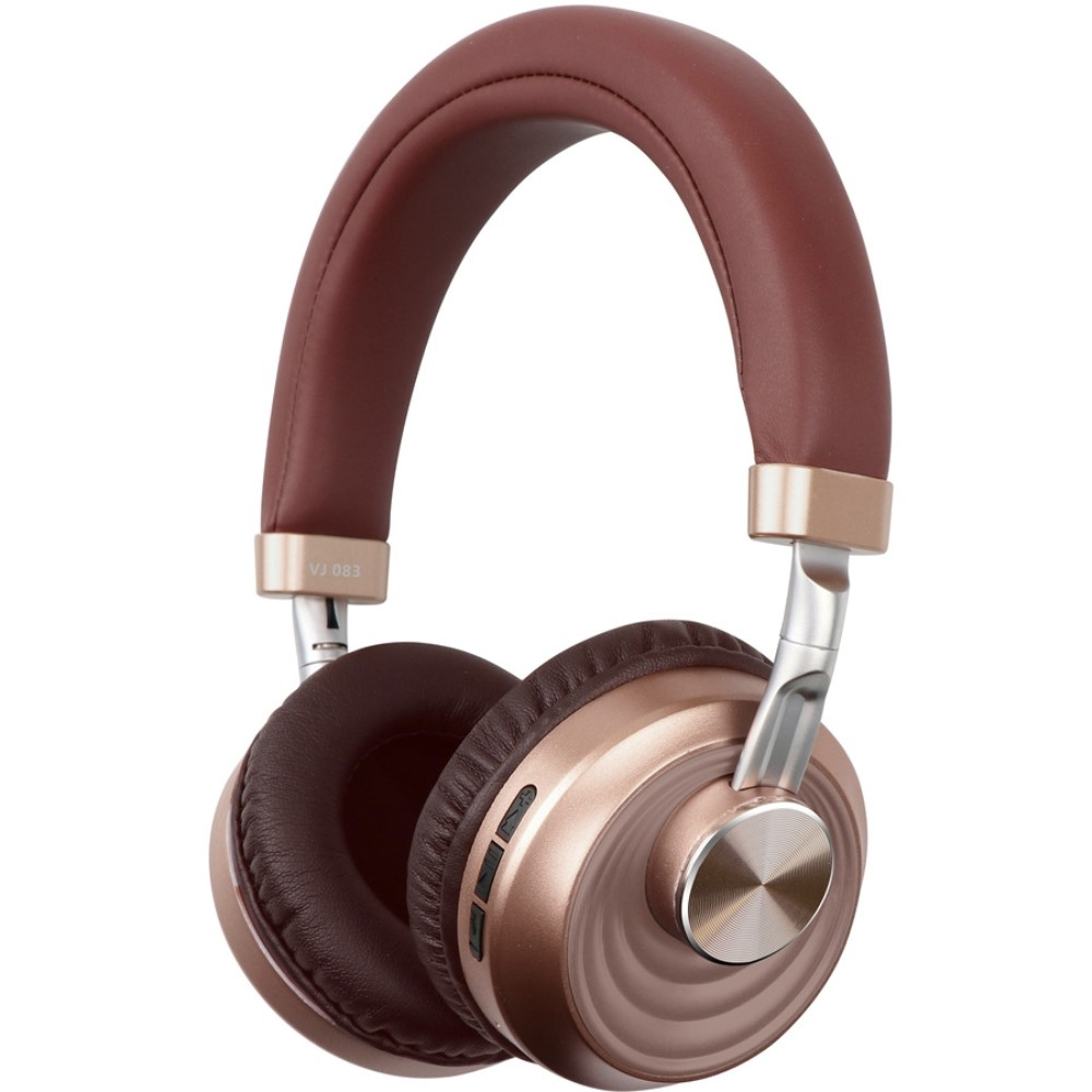 Billede af PURE - Trådløse Bluetooth V5.0 Høretelefoner - Kortlæser til Hukommelseskort - Guld