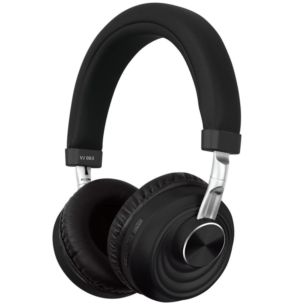 Billede af PURE - Trådløse Bluetooth V5.0 Høretelefoner - Kortlæser til Hukommelseskort - Sort