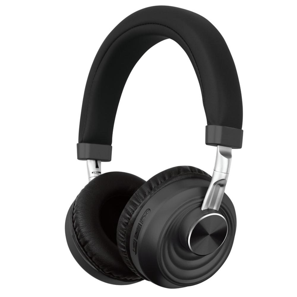 Billede af PURE - Trådløse Bluetooth V5.0 Høretelefoner - Kortlæser til Hukommelseskort - Grå
