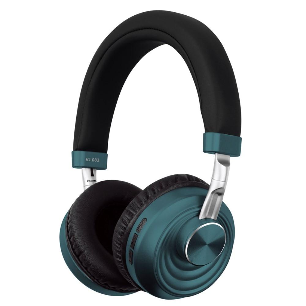 Billede af PURE - Trådløse Bluetooth V5.0 Høretelefoner - Kortlæser til Hukommelseskort - Blå