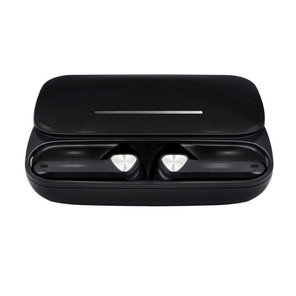 Billede af SOUND 6U - TWS In-Ear Trådløse høretelefoner med DSP Støjreducering - Inkl opladerbox - Sort