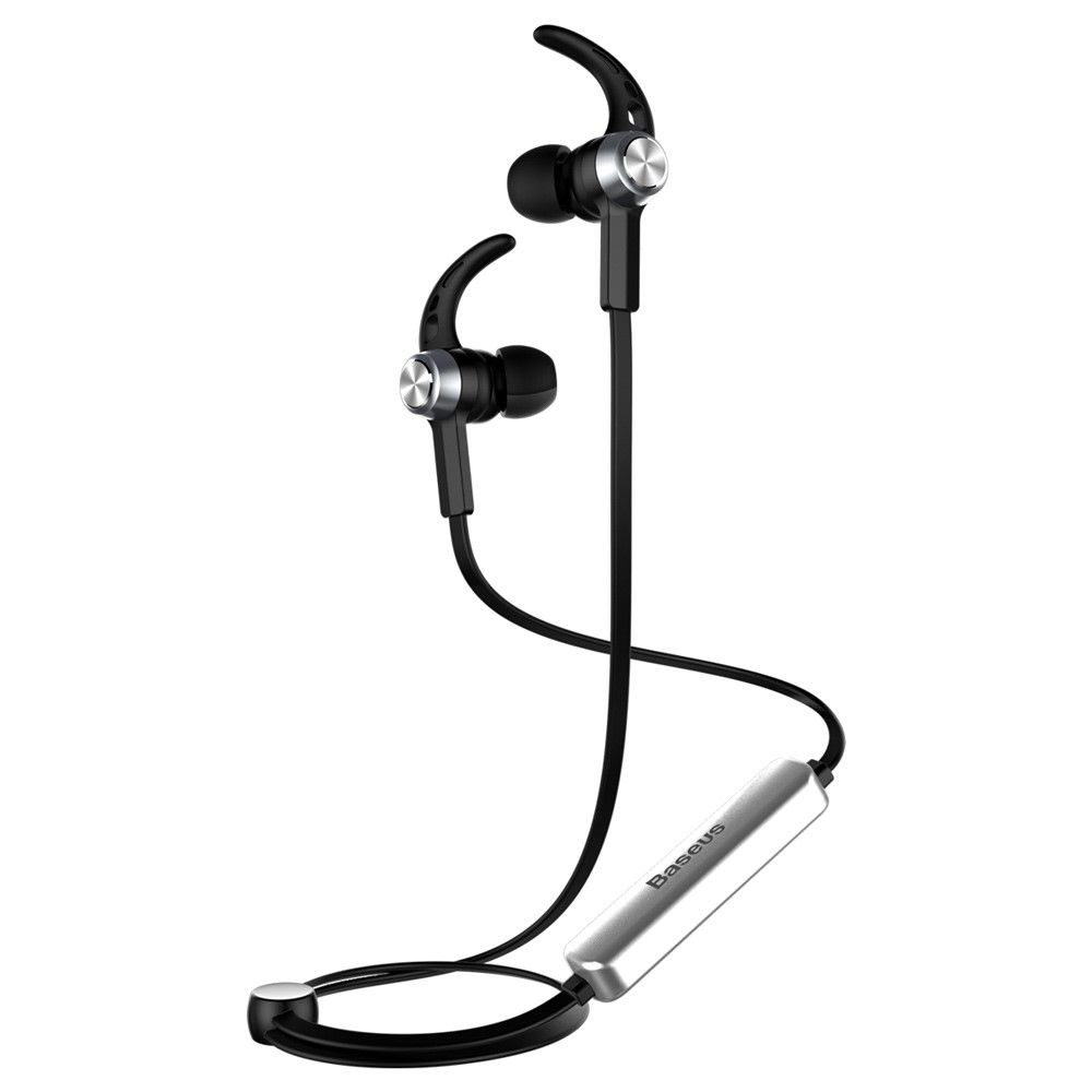 Image of   BASEUS B11 In-Ear Bluetooth høretelefoner - Sølv/sort