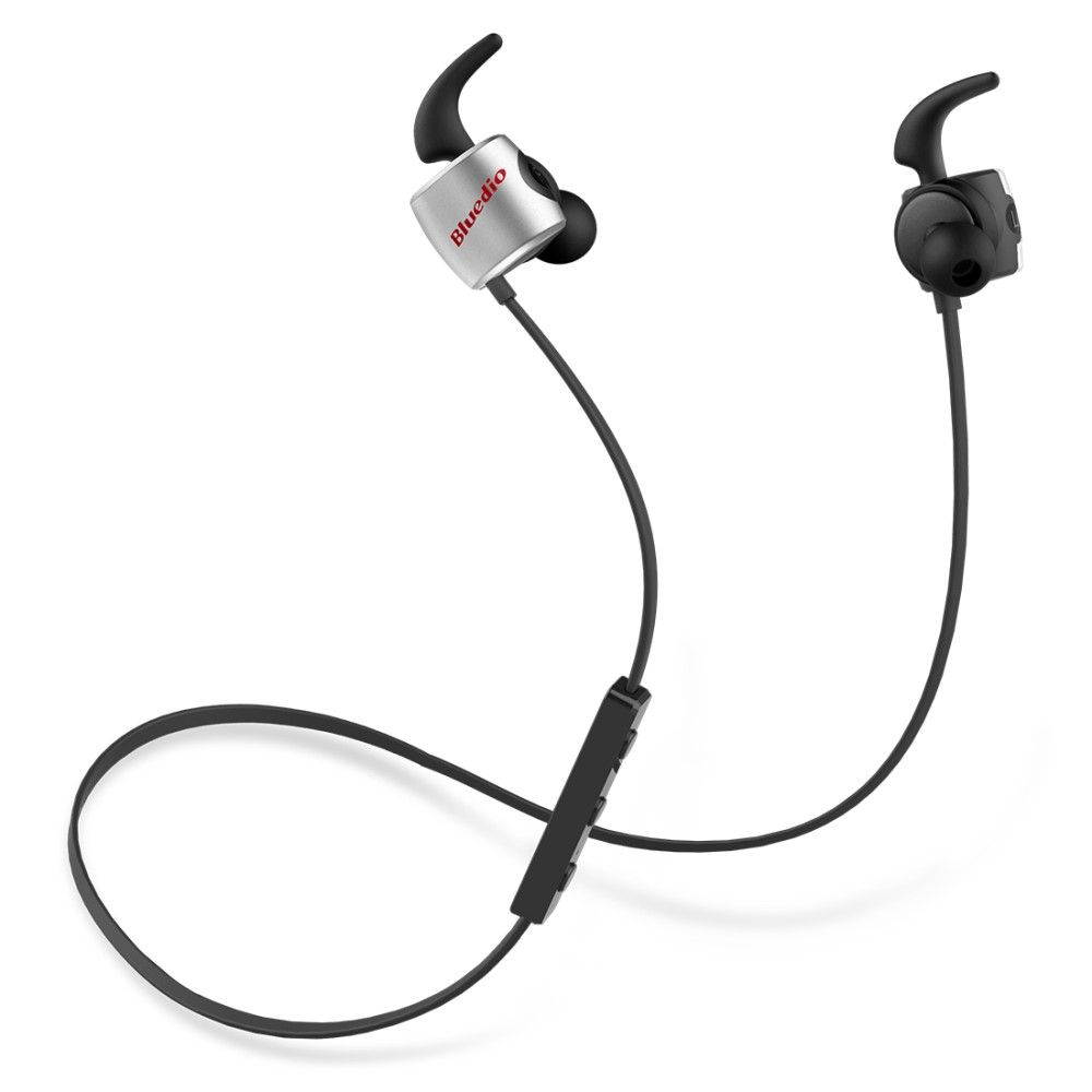 Image of   BLUEDIO TE2 Sports trådløs Bluetooth headset - Sort