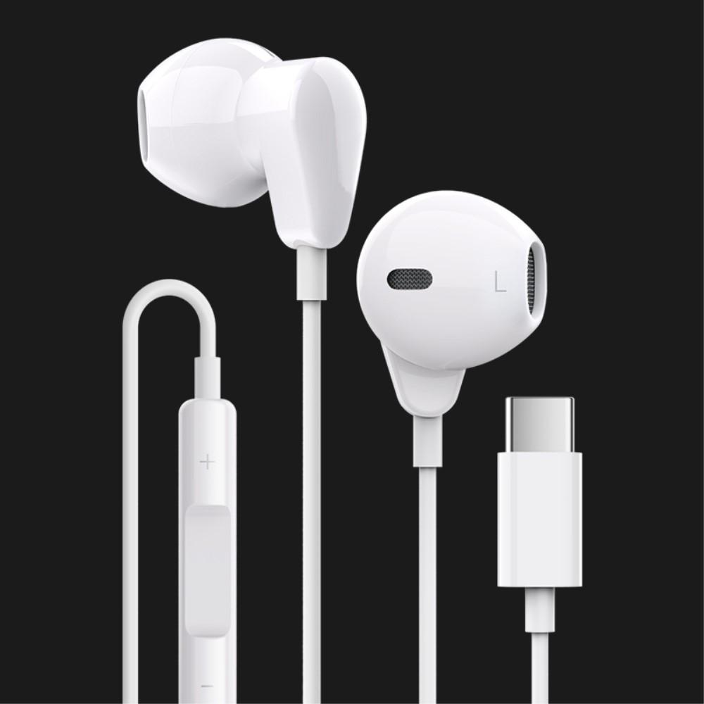 Billede af PURE 563 - Høretelefoner med Type-C kabel - Mikrofon & kontrolpanel - Hvid