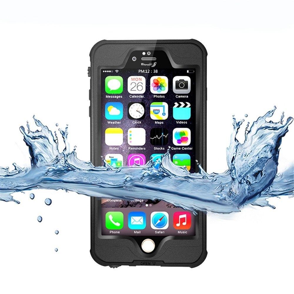 Image of   iPhone 6/6s - REDPEPPER Vandtæt cover - Sort