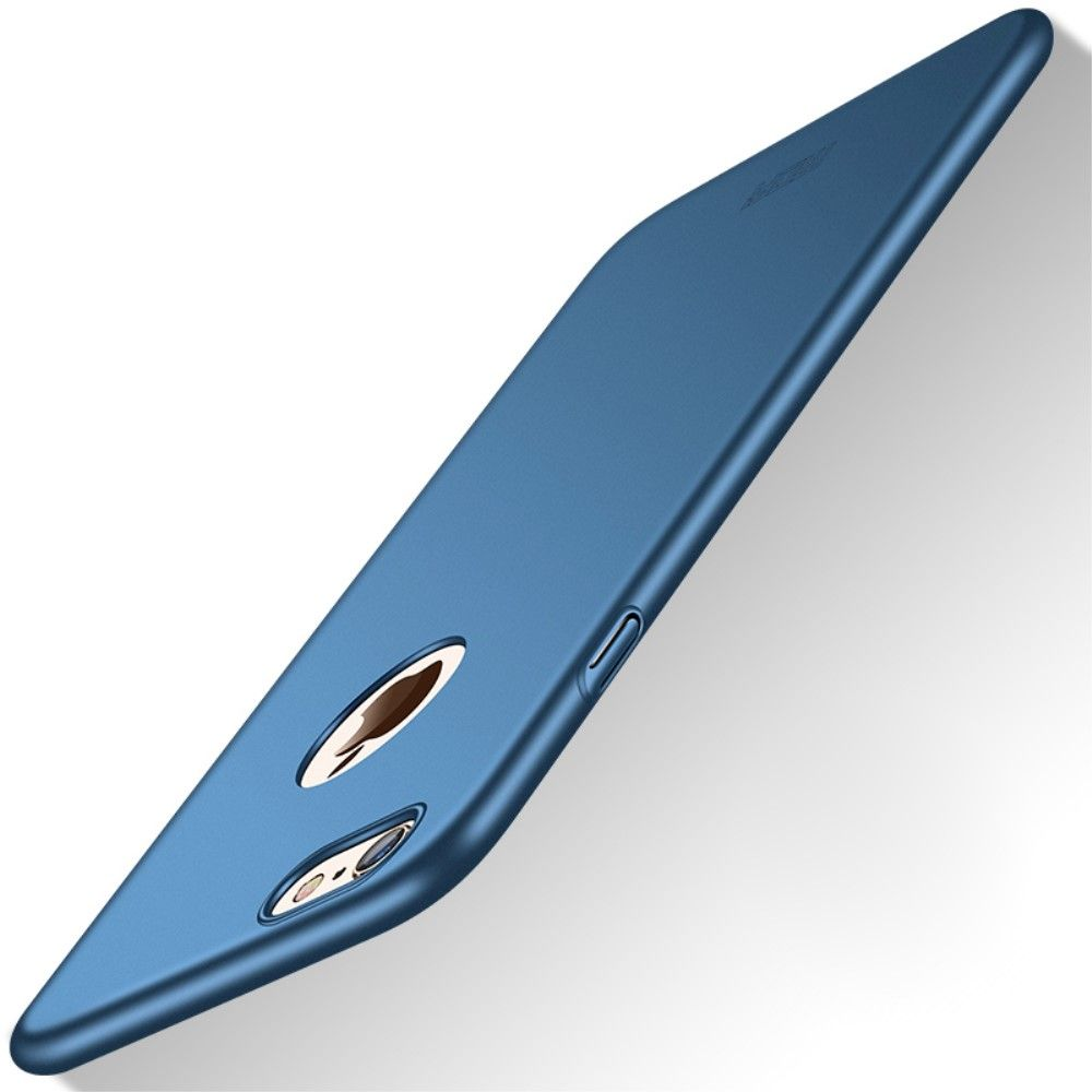 Image of   iPhone 8/7 - MOFI ultra tyndt hard cover - Blå