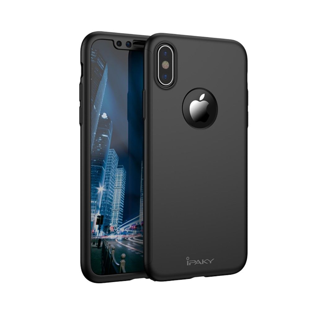 Image of   iPhone X - IPAKY hardcover - Sort