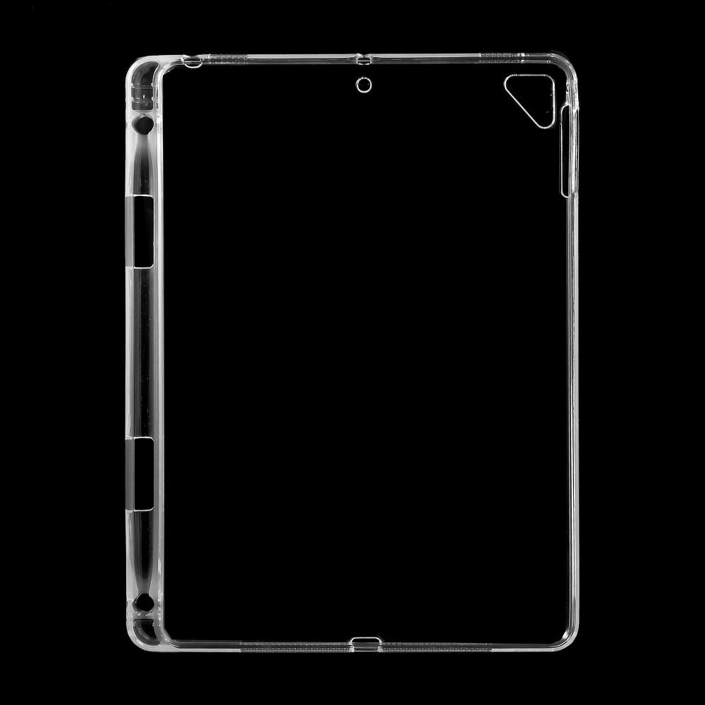 Image of   iPad 9.7 (2018/2017)/Air 2 /Air 1 - Transparent gummi cover/etui