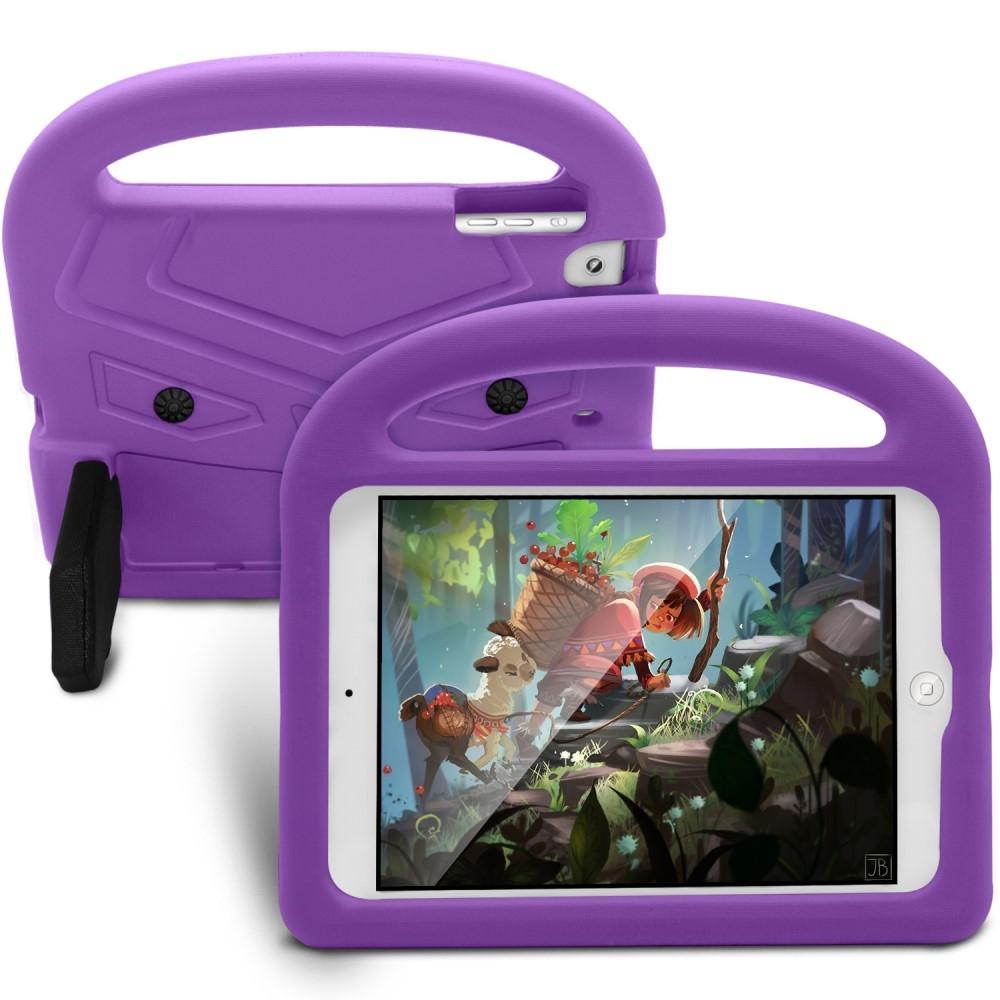 Image of   iPad Mini 4/3/2/1 - EVA shockproof børnevenligt cover - Lilla