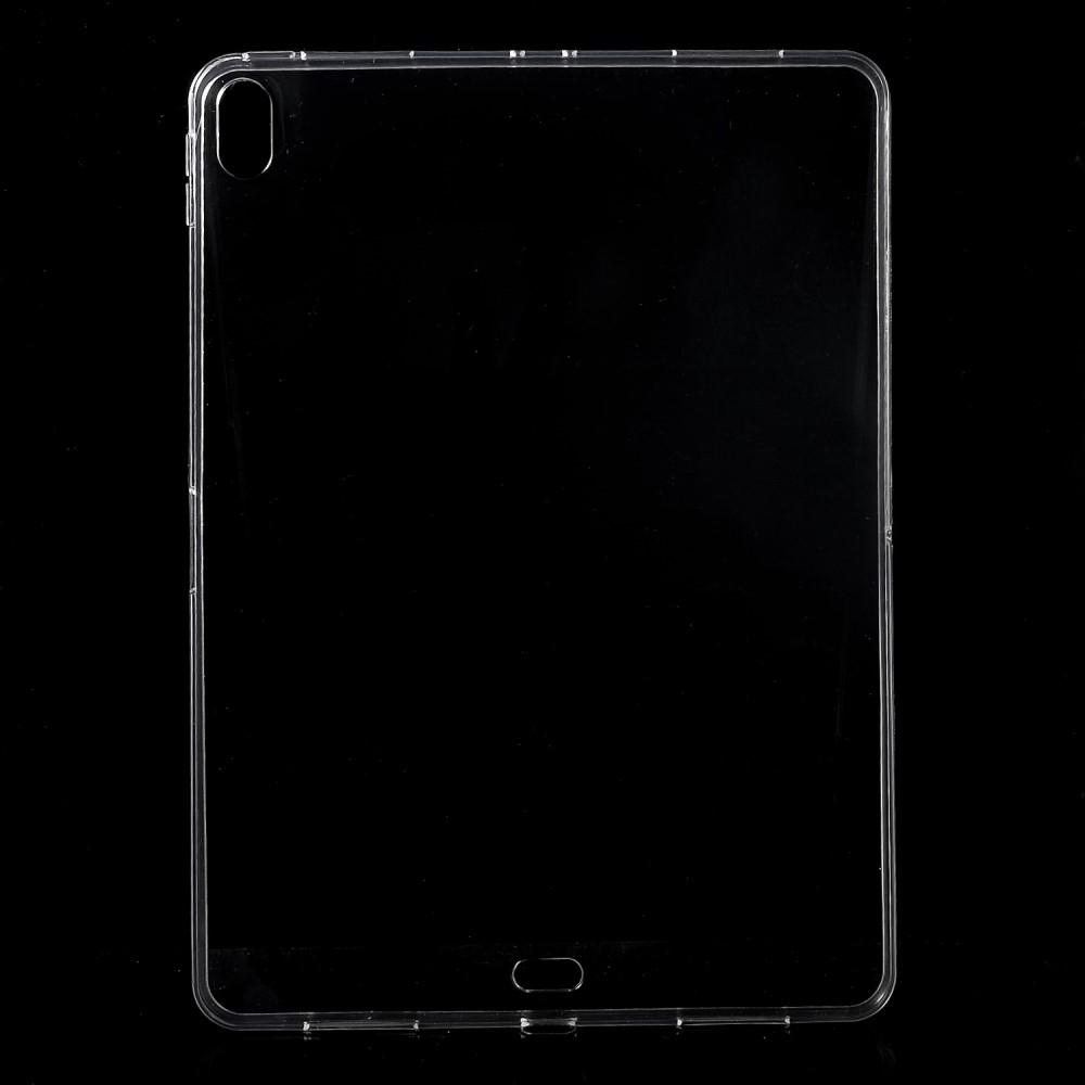 Image of   iPad Pro 11 (2018) - Blødt fleksibelt gummi cover - Transparent