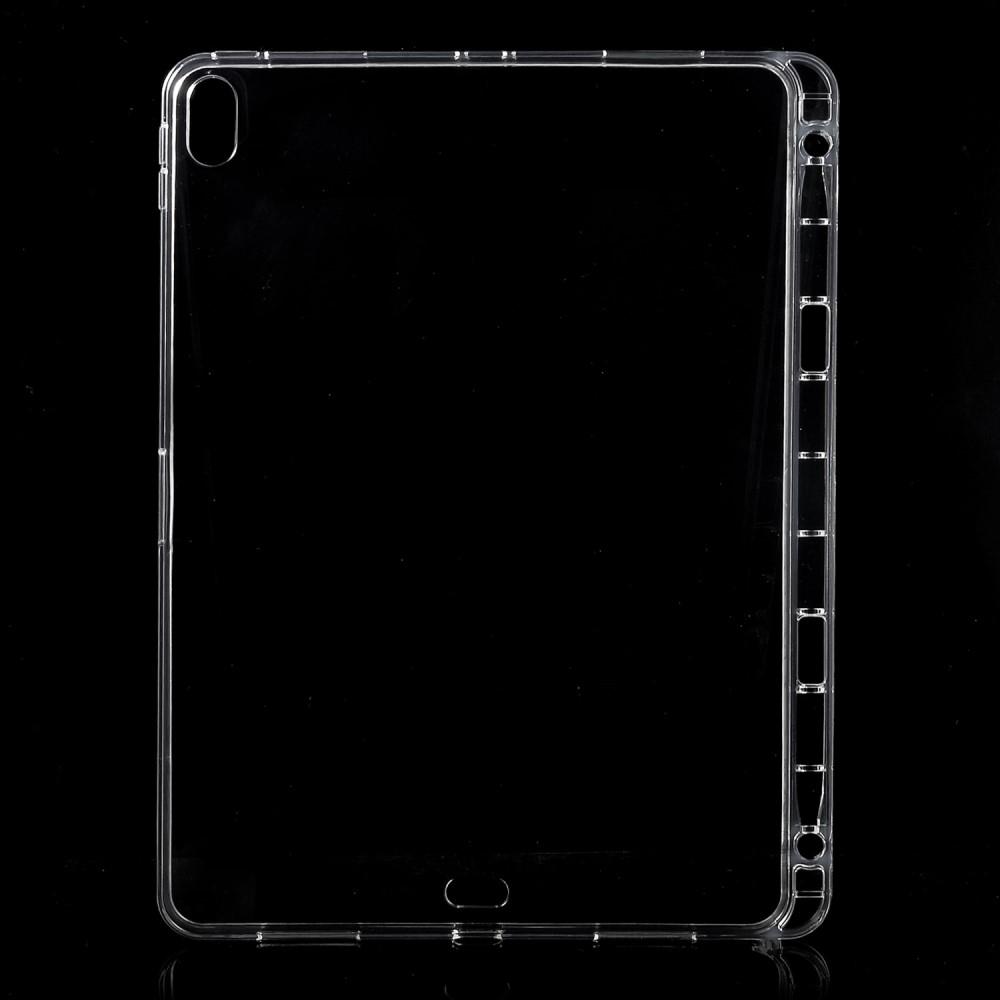 Image of   iPad Pro 11 (2018) - Blødt gummi cover - Transparent