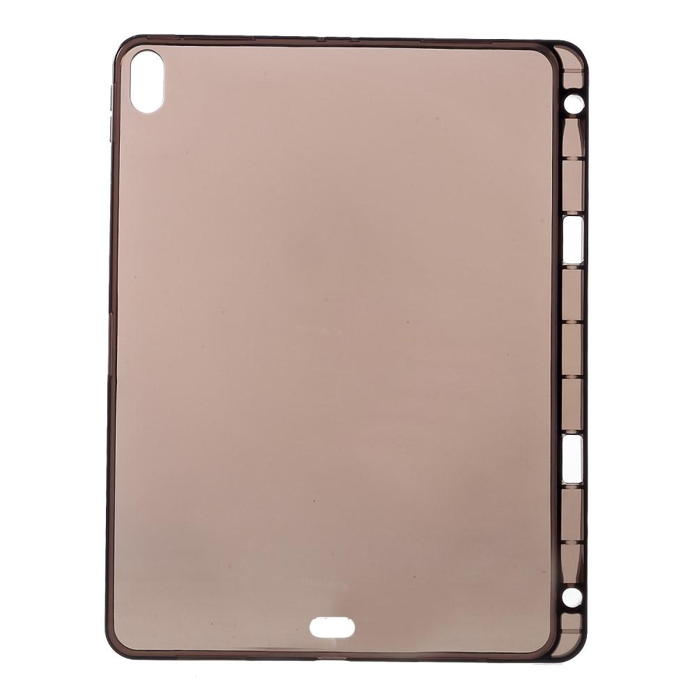Image of   iPad Pro 11 (2018) - Blødt gummi cover - Sort