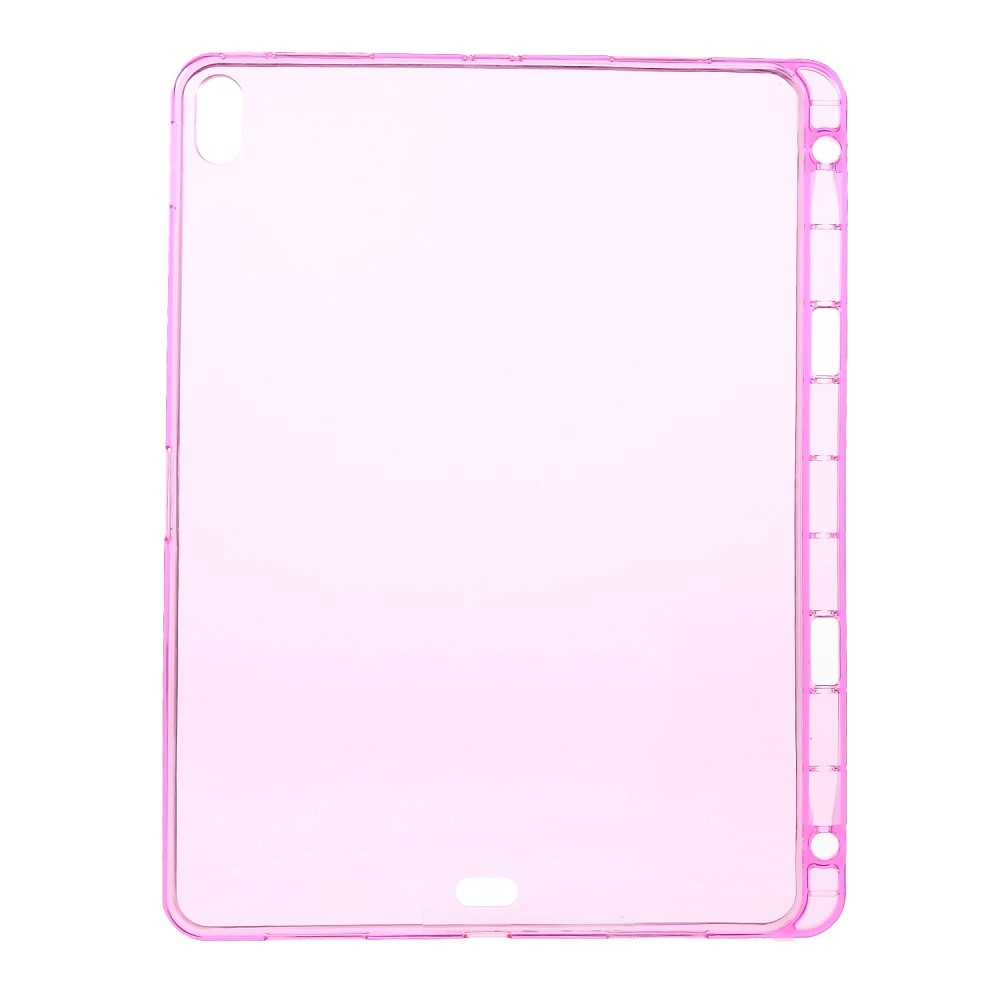 Image of   iPad Pro 11 (2018) - Blødt gummi cover - Rosa