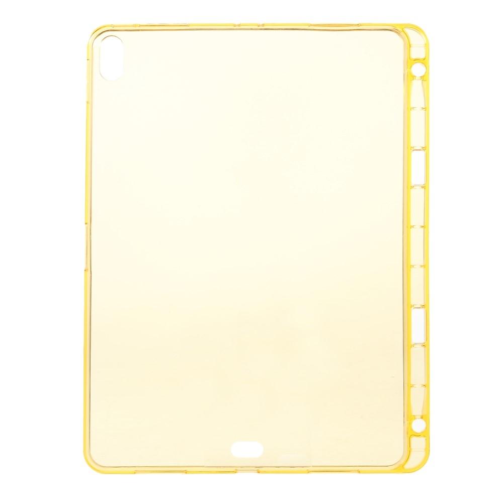 Image of   iPad Pro 11 (2018) - Blødt gummi cover - Guld