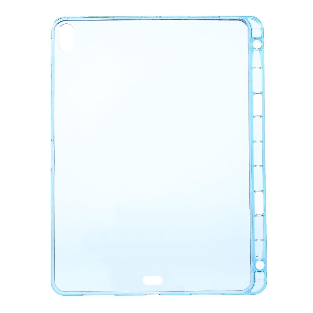 Image of   iPad Pro 11 (2018) - Blødt gummi cover - Blå