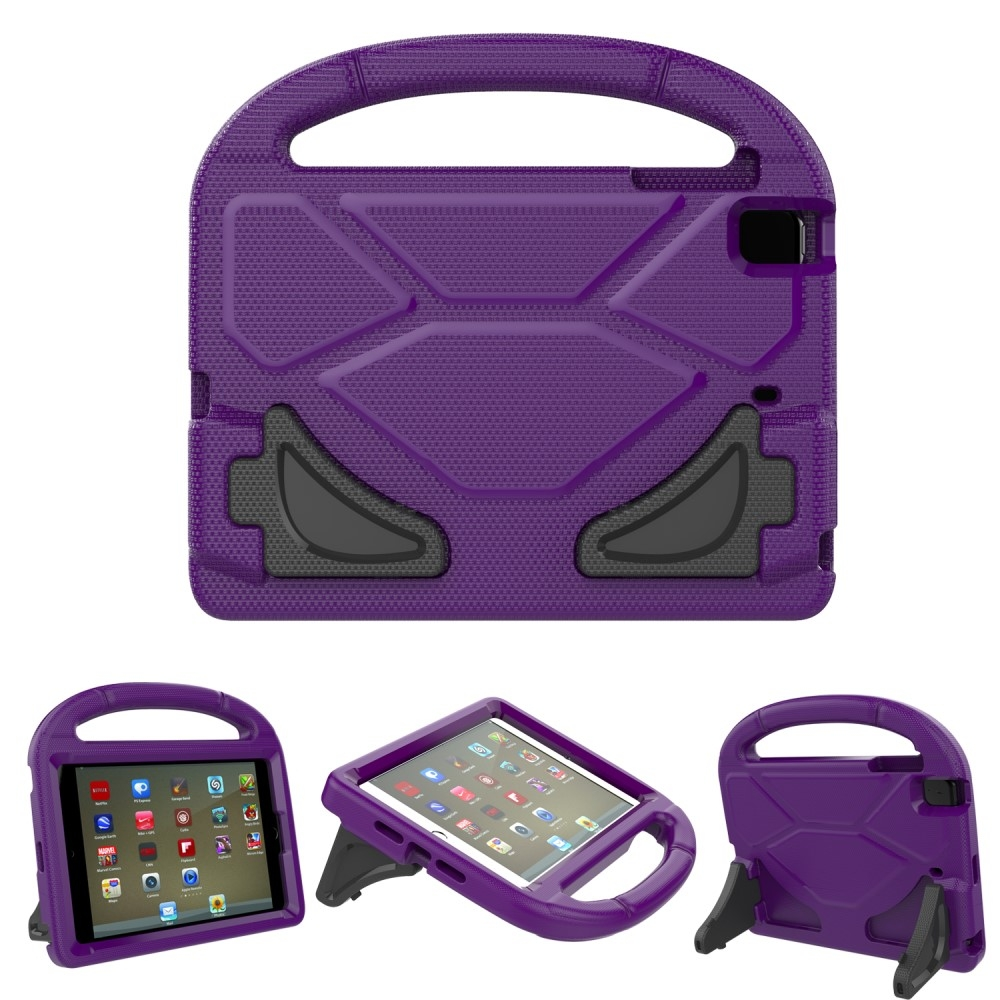 Image of   iPad mini 4/3/2/1 - EVA Shockproof hybrid cover - Lilla