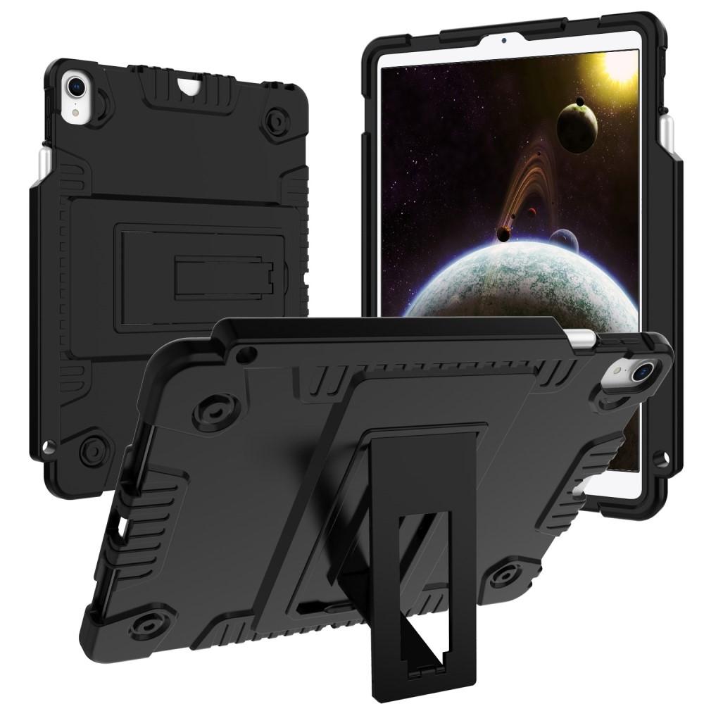Image of   iPad Pro 11 - Blød gummi cover m/ touchpen slot - Sort