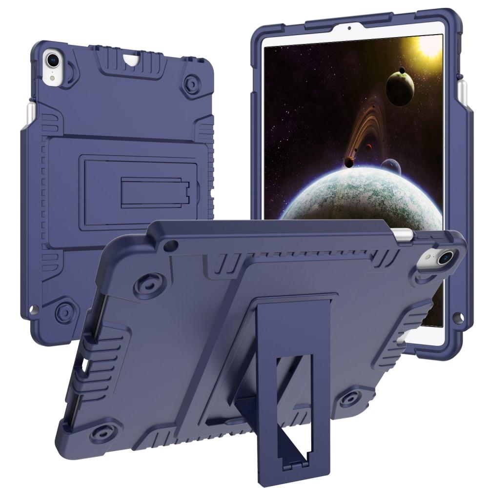 Image of   iPad Pro 11 - Blød gummi cover m/ touchpen slot - Blå