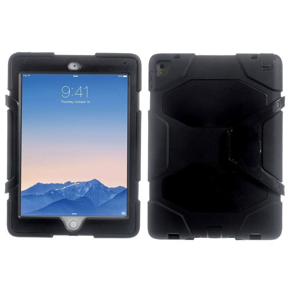 Image of   iPad Pro 9.7 - Military Duty Hybrid cover - Sort