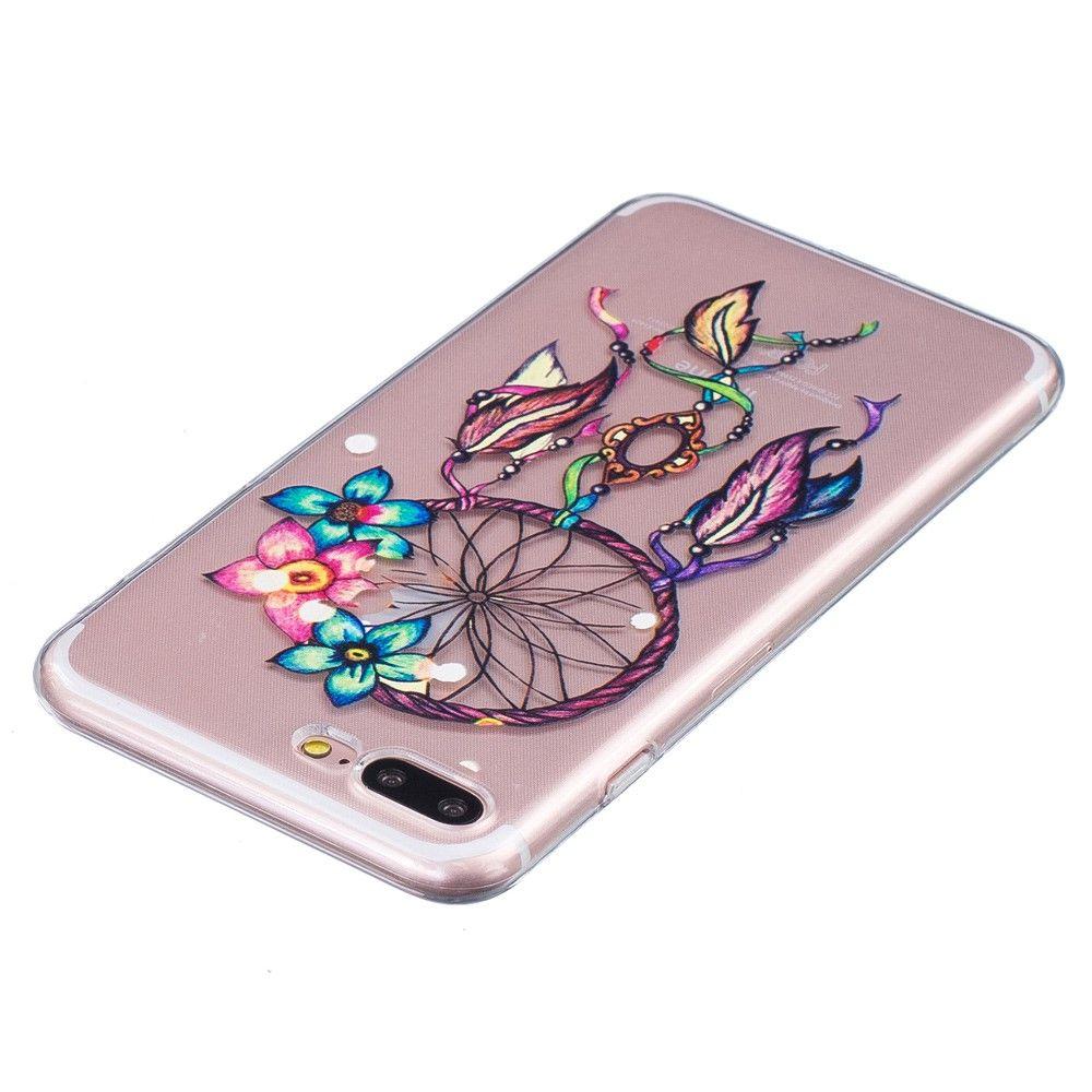 iPhone 8 Plus/7 Plus - Cover / Pung - Flower Dream Catcher