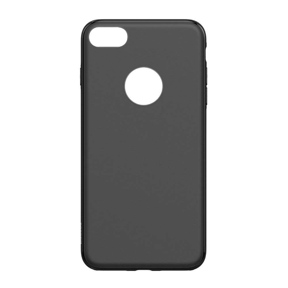 Image of   iPhone 8/7 - BASEUS Mystery TPU cover - Sort