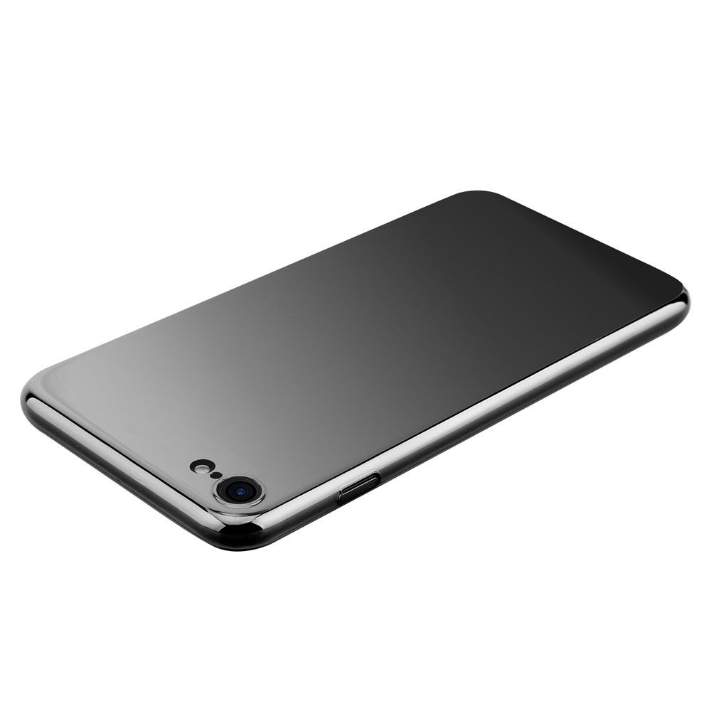Image of   iPhone 8/7 - BASEUS Glass pc cover - Sort