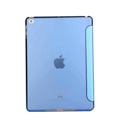 Image of   iPad 9.7 (2017) - Pu læder cover Origami m/stand - Mørkeblå