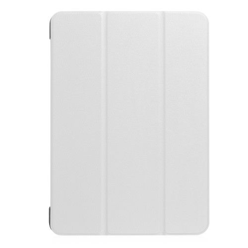 "Image of   iPad Pro 10.5"" - Pu læder cover med tri fold stand - Hvid"