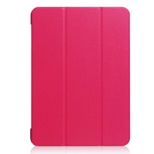 "Image of   iPad Pro 10.5"" - Pu læder cover med tri fold stand - Rose"