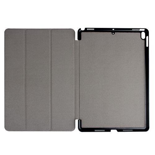 """Image of   iPad Pro 10.5"""" - Pu læder cover med tri fold stand - Lyseblå"""
