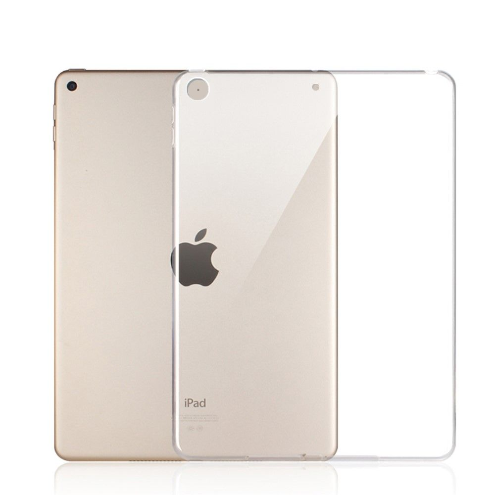 Image of   iPad 9.7 (2017) - TPU blød Krystal klar cover - Transparent