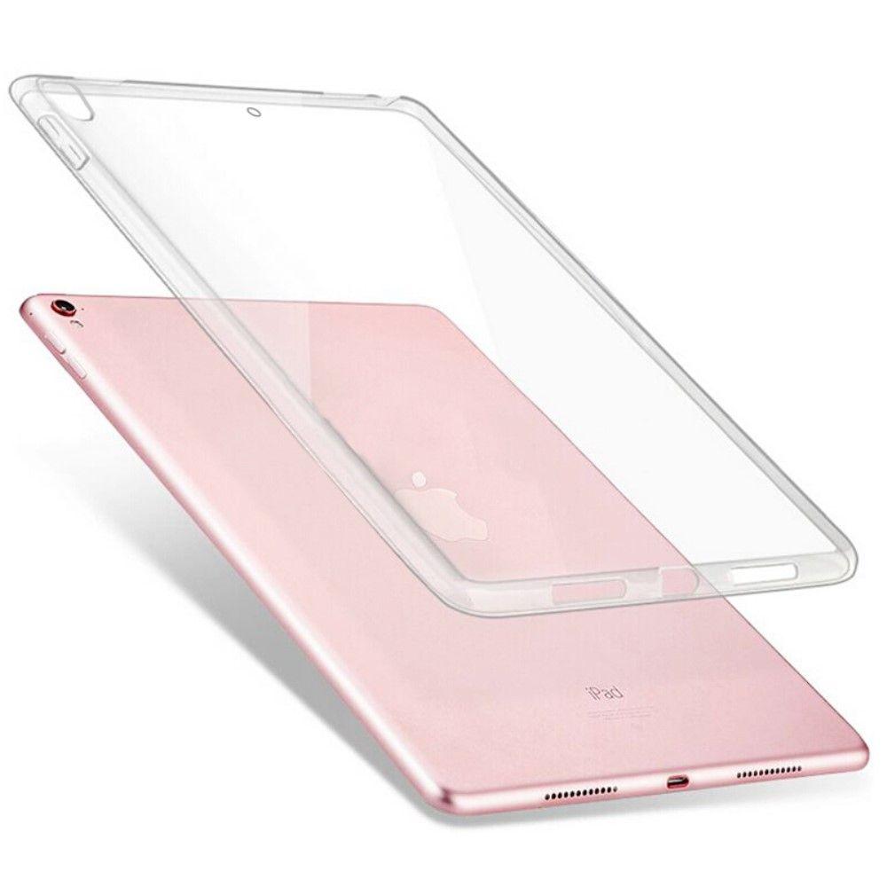 iPad Pro 10.5 - Ultra tyndt TPU blød krystal klart cover