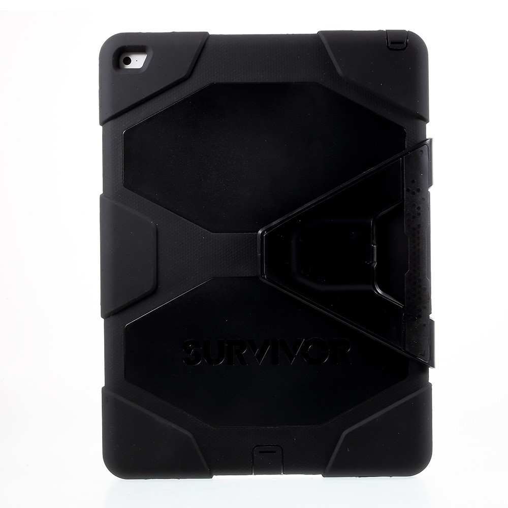 Image of   iPad Pro 12.9 - GRIFFIN Survivor Military Hybrid Cover - Sort