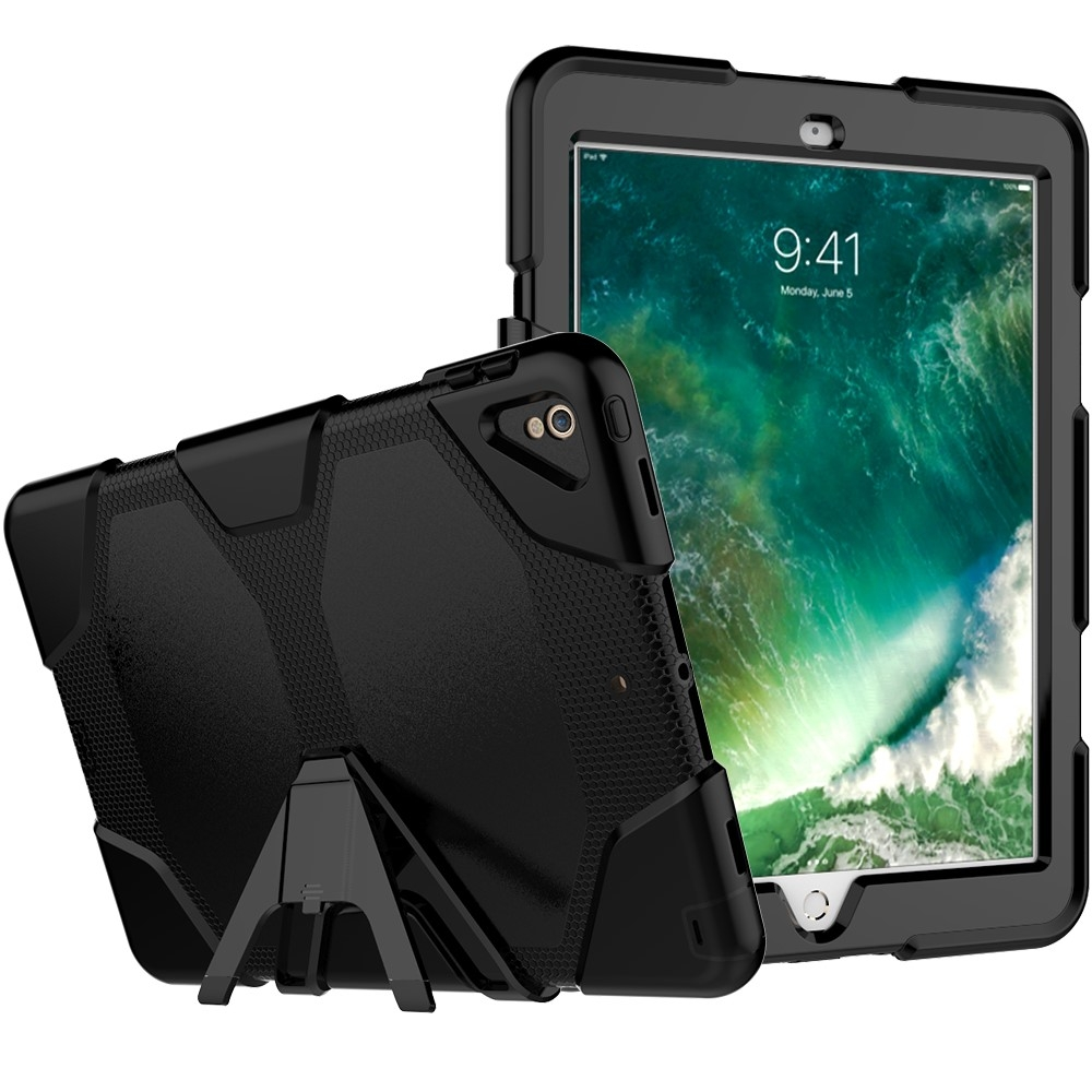 Image of   iPad Pro 10.5 - Military Duty Hybrid cover - Sort