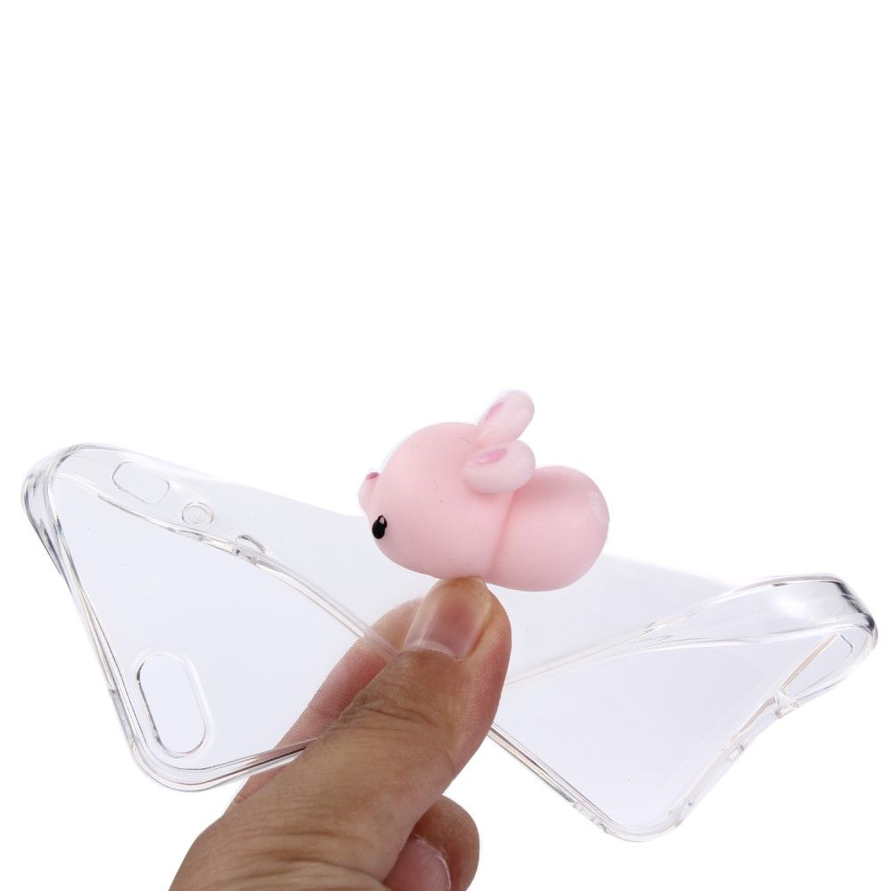 Image of   iPhone 5/5s/SE - Squishy 3D Toy - Kanin