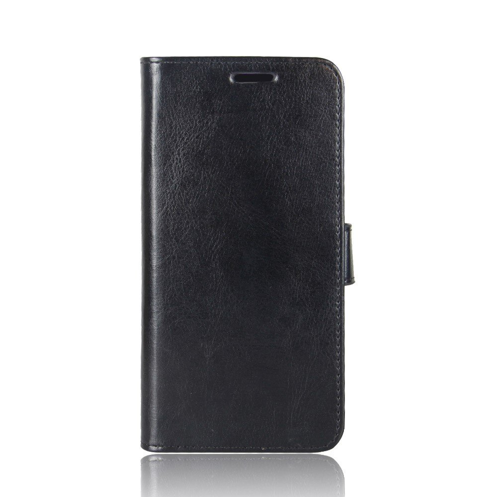 Image of   Galaxy Note 8 - læder cover / pung - Sort
