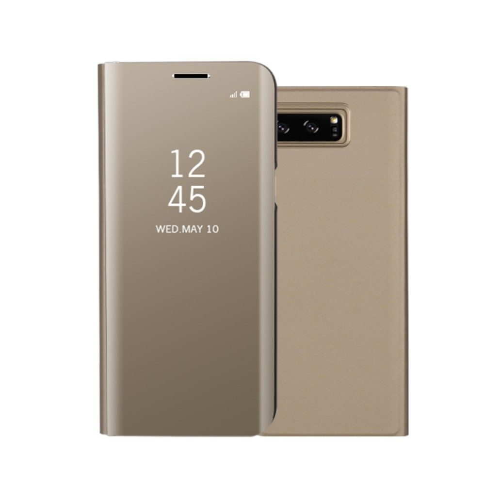 Image of   Galaxy Note 8 - Mirror View cover / etui - Guld